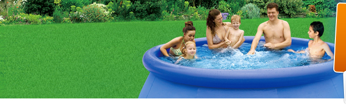 Above-Ground Ring Pool