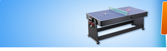 Multi-Game Tables, Combination Game Tables, Multi-Gaming Table