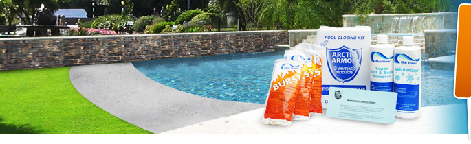 Above Ground Pool Closing & Winterizing Supplies