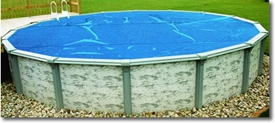 16' - 18' Above Ground Swimming Pool Solar Cover